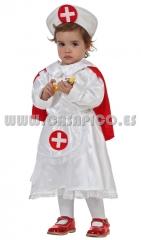 Disfraz de enfermera para beb�