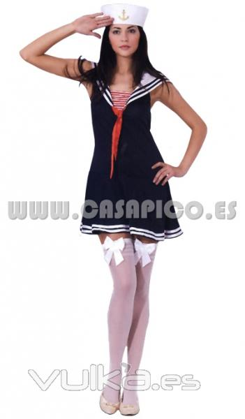 Disfraz de pez marinero infantil car interior design - Disfraz marinera casero ...