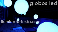GLOBO LED GIGANTE