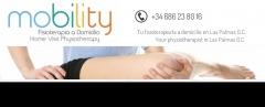 Mobility fisioterapia a domicilio en las palmas