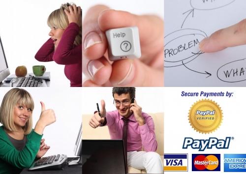 Servicios informaticos off y on-line si no solucionamos tu problema devolvemos tu dinero. diversalia