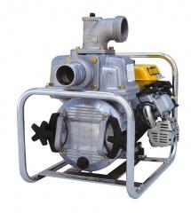 Motobomba, ideal para Construcción, Aguas Sucias y Densas.
