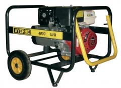 Generadores Eléctricos, elija el que mejor se adapte a sus necesidades.