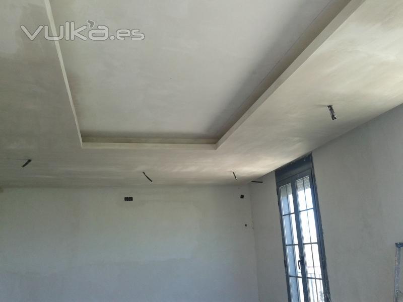 Escayolas fernando delgado - Bajar techos con pladur ...