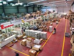 Fabricacion de armarios de control