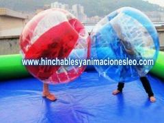 Animaci�n body zorb ball