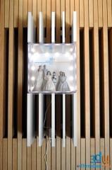 Exposición de esculturas 3d threedee-you foto-escultura 3d-u - hotel silken puerta américa madrid
