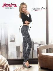 Legging push-up london janira. legins push up estampados de janira. lenceriaemi.com zaragoza
