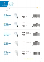 Led light bulbs a11