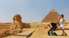 Carritos Bebé Pirámides