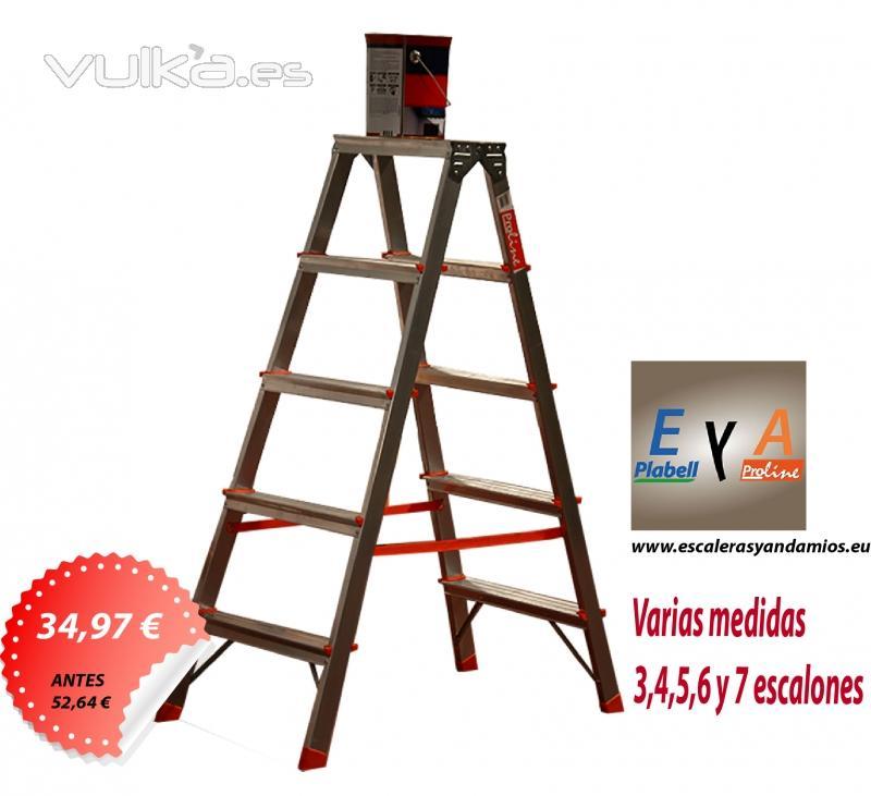 Tienda online exclusivas escaleras y andamios for Escaleras y andamios