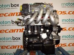 Motor nuevo nissan almera 1.8