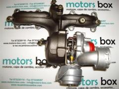 Turbo nuevo seat leon 1.9tdi fr
