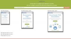 Nuestro nuevo proyecto. comprueba como se ve tu página web en distintos dispositivos moviles