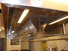 Campanas industriales y cocinas, proyectos completos, fabricante de mobiliario de hosteler�a