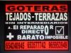 Impermeabilizaciones de tejados Gallardo - cubiertas - canalones - tejas Alicante 653577742