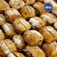 Mazapan de caf�-Pasteleria DAVER online