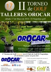 2º torneo de golf orocar