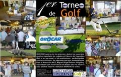 1� torneo de golf orocar