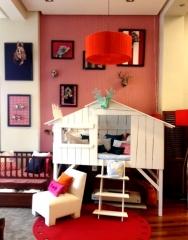 Foto showroom exposici�n. dormitorio infantil