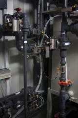 Instalaciones para plantas quimicas