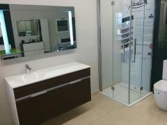Mueble de baño de 120 cm.