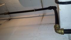 Reparaciones de fontaneria, sustitucion de tuberias oxidadas, mantenimiento de edificios