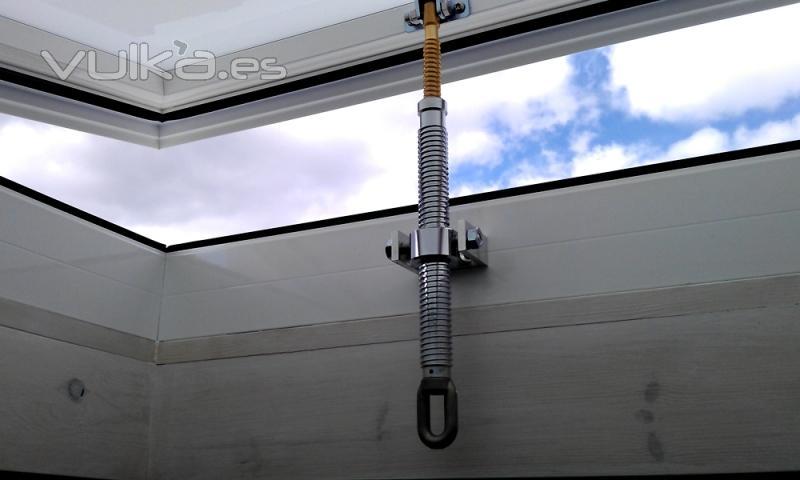 Ventanas de aluminio para techos solo nosotros for Claraboyas para techos