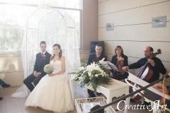 Amenizacion Ceremonia Civil en Hotel NH de Alicante. Trio instrumental