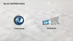 Sensores de temperatura adhesivos para control de cadena del frio