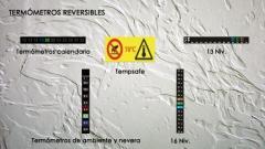 Termometros lcd