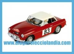 Tienda scalextric slot en madrid en españa . www.diegocolecciolandia.com . ofertas coches scalextric
