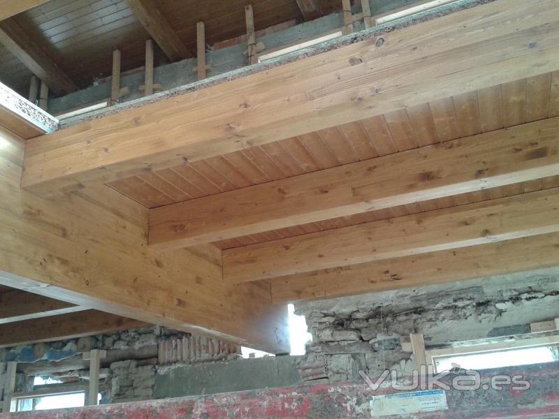 tejados de madera un agua images