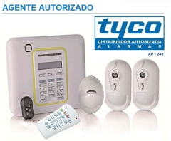Tyco integrated fire & security.