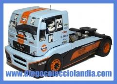 Camiones flyslot en www.diegocolecciolandia.com . camiones para scalextric.tienda scalextric madrid.