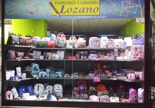 LOZANO PAPELERIA LIBRERIA