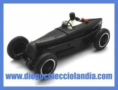 Bugatti de pink kar para scalextric. www.diegocolecciolandia.com .prototipo bugatti pink kar slot