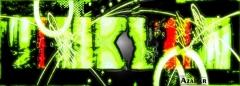 abstracto lunar -2  Lienzo sobre bastidor  Listo para colgar  Medidas  55 x 150 cm  Otras medidas co