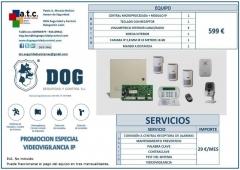 Foto 18 circuito cerrado tv en León - A.t.c. Seguridad y Sistemas