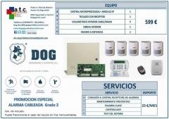 Foto 11 circuito cerrado tv en León - A.t.c. Seguridad y Sistemas