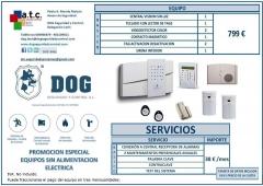 Foto 19 circuito cerrado tv en León - A.t.c. Seguridad y Sistemas