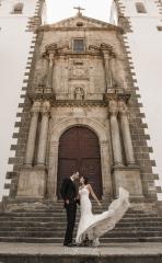 Fotograf�a de boda en Caceres - fot�grafos de bodas en C�ceres