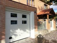 Puertas de garaje navarra