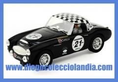 Autin healey ninco. www.diegocolecciolandia.com .juguetería scalextric,ninco en madrid.ofertas slot