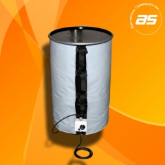 Manta calefactora para bid�n de 200 litros. calienta entero un bid�n de 200 litros