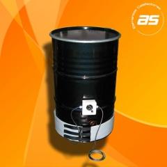 Manta calefactora para bid�n de 200 litros. Calienta parte inferior bid�n de 200 litro (15 cm)
