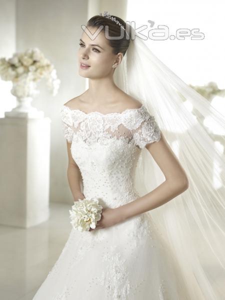 Vestidos novia logrono