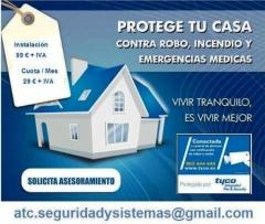 Foto 21 circuito cerrado tv en León - A.t.c. Seguridad y Sistemas