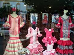 Tienda de trajes de flamenca en fuengirola
