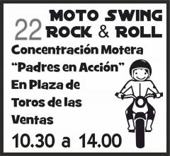 Ven a bailar lindy hop y rock & roll. moto swing / rock & roll concentraci�n motera.